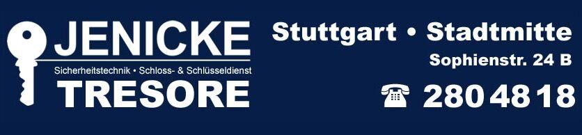 Tresore Stuttgart – Jenicke Sicherheitsdienst